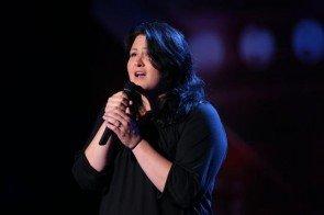 Supertalent 2013 - Lilianne Schreiber singt Celine Dion - Foto: (c) RTL / Stefan Gregorowius