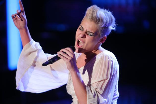 Supertalent 2013 - Maria Fischer - Foto: (c) RTL / Stefan Gregorowius