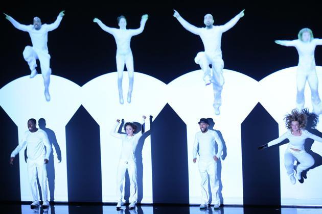 The Fantastic 5 beim Supertalent 2013 - Foto: (c) RTL / Stefan Gregorowius