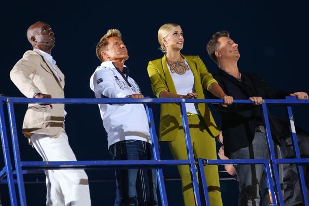 Die Supertalent-Jury 2013 - Foto: (c) RTL - Stefan Gregorowius