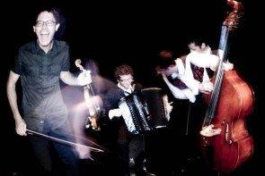 Folksmilch goes Tango - Konzerte in Österreich