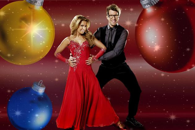 Let's dance - Let's christmas auf RTL am 20.-21. Dezember 2013 - Foto: (c) RTL / Ruprecht Stempell