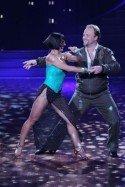 Melissa Ortiz-Gomez und Moritz A Sachs bei Lets dance 2013 - Weihnachts-Special dabei - Foto: (c) RTL / Stefan Gregorowius