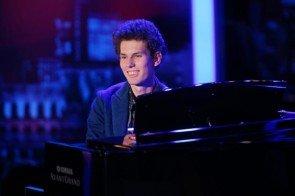 Thomas Krüger am Klavier beim Supertalent 2013 - Foto: (c) RTL / Stefan Gregorowius