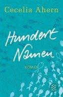 """Buch """"Hundert Namen"""" von Cecelia Ahern"""