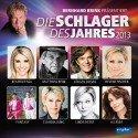 """CD """"Schlager des Jahres 2013"""" mit Bernhard Brink"""