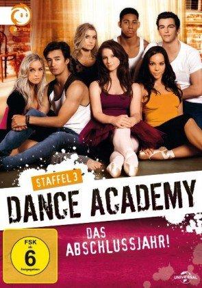 Dance Academy 3. Staffel auf DVD erschienen