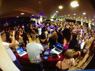 Kizomba - Party beim SensualDance Symposium Madrid - Foto: (c) Alberto Herrera