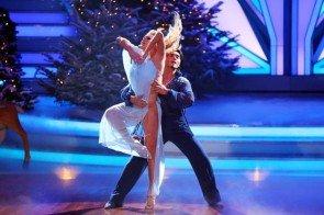 Let's dance - Let's Christmas Gewinner 2013 Erich Klann und Magdalena Brzeska - Foto: (c) RTL / Stefan Gregorowius