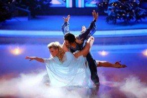 Magdalena Brzeska - Erich Klann gewinnen Weihnachts-Special von Let's dance 2013 - Foto: (c) RTL / Stefan Gregorowius