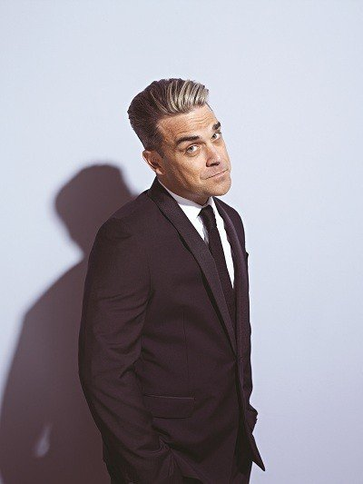 Robbie Williams Gast im Supertalent Finale am 14. Dezember 2013 - Foto: Universal Music