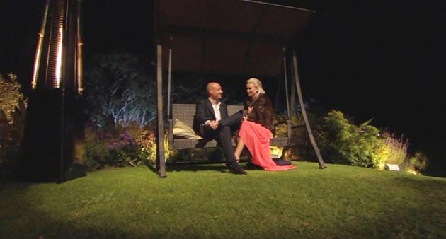 Bachelor Christian und Katja - Foto: (c) RTL
