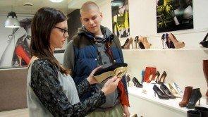 """Christina """"Die Tasche"""" von Shopping Queen - Foto: (c) Foto: VOX/Constantin Ent."""