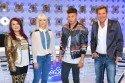 DSDS Jury 2014 - Marianne Rosenberg, Mieze Katz, Prince Kay One und Dieter Bohlen - Foto: (c) RTL / Stefan Gregorowius