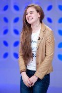 Jenifer Brening bei DSDS 2014: so begeisterte sie nicht nur die DSDS-Jury - Foto: (c) RTL / Michaela Lüttringhaus