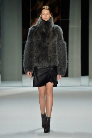Mercedes Benz Fashion Week 2014 Januar - Mode von Schumacher - 6