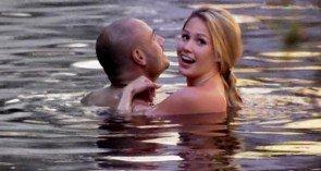 Angelina happy mit Bachelor Christian - Foto: (c) RTL