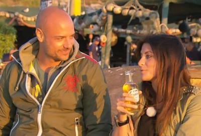 Bachelor 2014 - Christian und Anne im Gespräch - Foto: (c) RTL