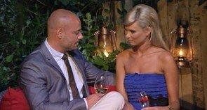 Bachelor Christian mit Katja am 12. Februar 2014 - Foto: (c) RTL