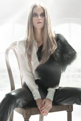 London Fashion Week - Mode Herbst Winter 2014 - Winter 2015 - Foto: © konradbak - Fotolia.com