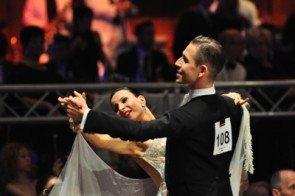 Sascha und Natascha Karabey - Deutsche Meister Standardtänze Tanzprofis