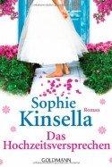 """Sophie Kinsella - Neues Buch """"Das Hochzeitsverprechen"""""""