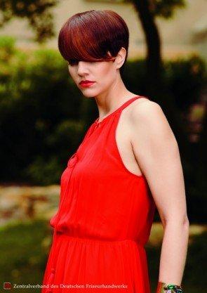 kurze Haare 2014 für Frauen - Rotkäppchen 2.14 - Foto-Credit am Ende des Artikels