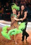 Ausgeschieden bei den Dancing Stars 2014 Show 3 - Andrea Buday - Thomas Kraml