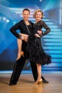 Ausgeschieden in der 4. Show Dancing Stars 2014 am 28.3.2014 Andrea Puschl - Christoph Santner – Foto: (c) ORF – Hans Leitner