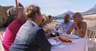 Bachelor - Eltern und Katja - Sendung 12.3.2014 - Foto: (c) RTL