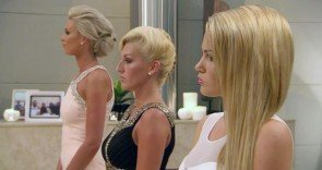 Bachelor Sendung am 5. März 2014 - Katja, Susi und Angelina - Foto: (c) RTL