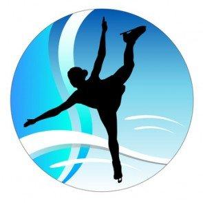 Eiskunstlauf - Ergebnisse DM 2014 Stuttgart - Grafik: © Salome - Fotolia.com