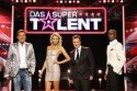 Supertalent 2014 geht wieder los - Die Jury: Dieter Bohlen, Lena Gercke, Guido Maria Kretschmer und Bruce Darnell - Foto: (c) RTL / Stefan Gregorowius