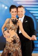 Dancing Stars 2014 - Erik Schinegger scheidet aus - hier mit Lenka Pohoralek - Foto: (c) ORF - Hans Leitner
