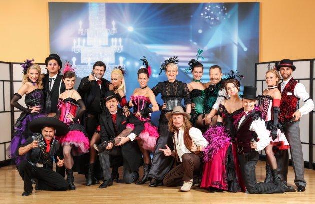 Wer auf dem Tanzen mit den Stars 2014