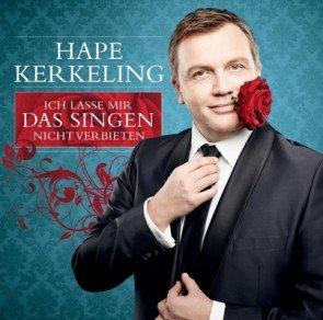 "Hape Kerkeling CD ""Ich lasse mir das Singen nicht verbieten"""