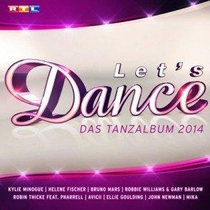 Musik aus Lets dance - CD 2014