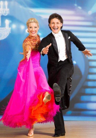 Dancing Stars 2014 9.Mai 2014 Marco Angelini - Maria Santner - Foto: (c) ORF – Hans Leitner