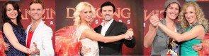 Dancing Stars 2014 Finale - Paare - Grafik: Montage - Foto Originale (c) ORF - Milenko Badzic