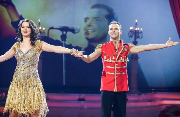 Dancing Stars 2014 Gewinner Roxanne Rapp - Vadim Garbuzov - Foto: (c) ORF - Milenko Badzic