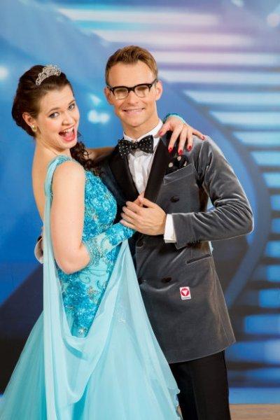 Dancing Stars 2014 Halbfinale 9. Mai 2014 - Roxanne Rapp - Vadim Garbuzov - Foto: (c) ORF – Hans Leitner