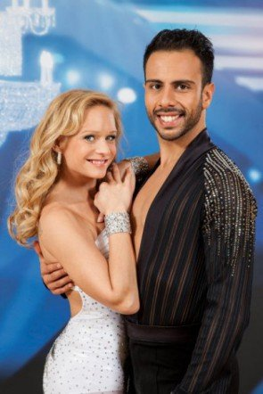 Danilo Campisi - Melanie Binder bei den Dancing Stars 2. Mai 2014 - Foto: (c) ORF – Hans Leitner