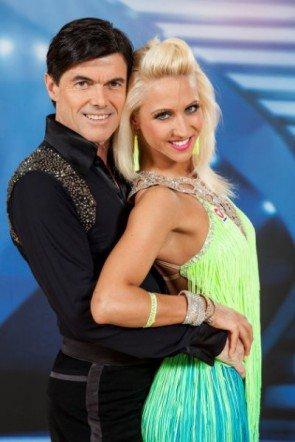 Hubert Neuper - Kathrin Menzinger bei den Dancing Stars 2. Mai 2014 - Foto: (c) ORF – Hans Leitner