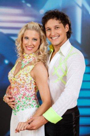 Marco Angelini - Maria Santner bei den Dancing Stars 2. Mai 2014 - Foto: (c) ORF – Hans Leitner