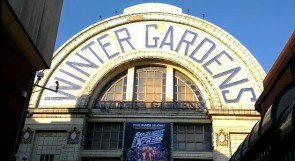 Winter Gardens Blackpool