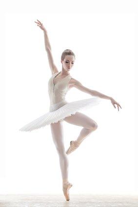 Ballett - Tänzerin - Foto: © Alexander Yakovlev - Fotolia.com