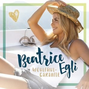 Beatrice Egli neues Album 'Wohlfühlgarantie' 2018