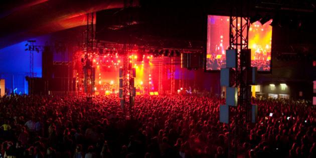 Musik Arena Konzert auf dem Tollwood Festival München - Foto: © Petr Neuberger