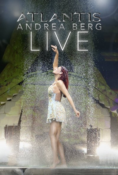 Andrea Berg DVD 'Atlantis live' veröffentlicht