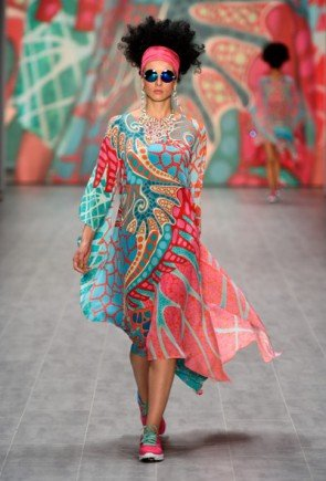 Miranda Konstantinidou MB Fashion Week Berlin Juli 2014 - 21
